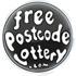 Free Postcode Lottery
