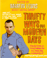 Thrifty Ways For Modern Days Cover