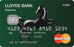 Lloyds Balance Transfer Credit Card 28 months