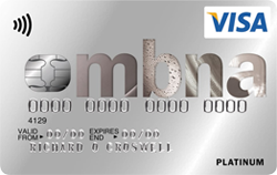 MBNA Balance Transfer Credit Card 35 months
