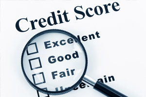 Boost your credit score