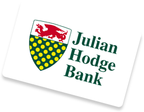 Julian Hodge savings logo
